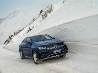 Galería Mercedes GLE Coupé 2020 Foto 119