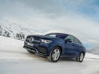 Galería Mercedes GLE Coupé 2020 Foto 120