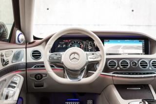 Galería Mercedes S 560 Foto 51
