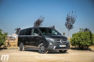 Galería Mercedes V 300d 4 MATIC - Foto 1