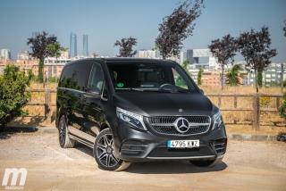Galería Mercedes V 300d 4 MATIC - Foto 2