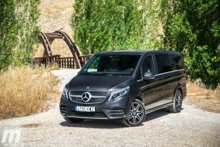Galería Mercedes V 300d 4 MATIC Foto 22