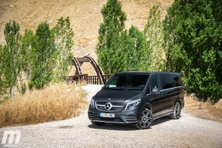 Galería Mercedes V 300d 4 MATIC Foto 23