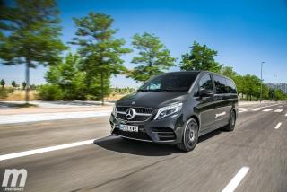 Galería Mercedes V 300d 4 MATIC Foto 27
