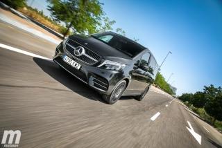Galería Mercedes V 300d 4 MATIC Foto 28