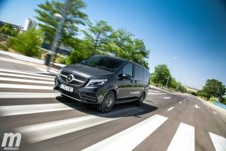 Galería Mercedes V 300d 4 MATIC Foto 29