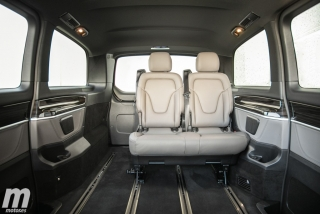 Galería Mercedes V 300d 4 MATIC Foto 36
