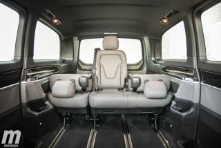 Galería Mercedes V 300d 4 MATIC Foto 37