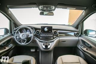Galería Mercedes V 300d 4 MATIC Foto 42
