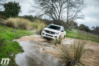 Galería Nissan Navara off-road Foto 5