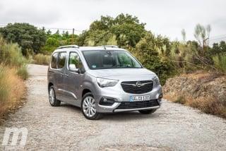 Foto 1 - Galería Opel Combo Life 2018
