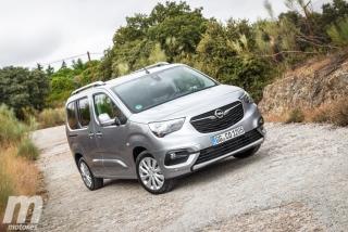 Foto 2 - Galería Opel Combo Life 2018