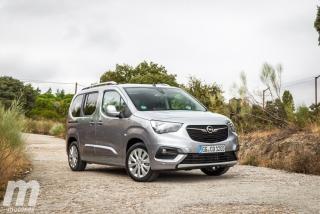 Foto 3 - Galería Opel Combo Life 2018