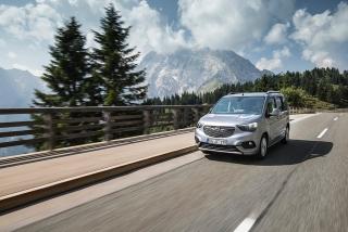 Galería Opel Combo Life 2018 Foto 8