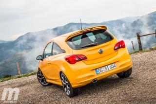 Galería Opel Corsa GSi Foto 16