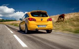 Galería Opel Corsa GSi Foto 27