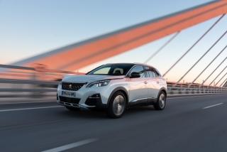 Galería Peugeot 3008-Hybrid