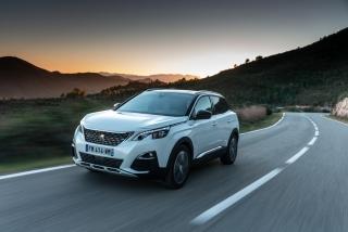 Galería Peugeot 3008-Hybrid Foto 4