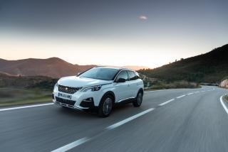 Galería Peugeot 3008-Hybrid Foto 5