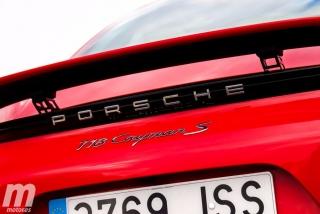 Galería Porsche 718 Cayman Foto 8