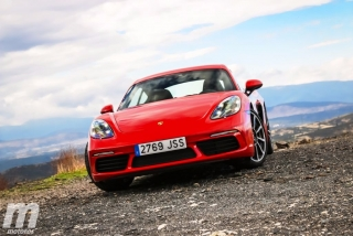 Galería Porsche 718 Cayman Foto 11