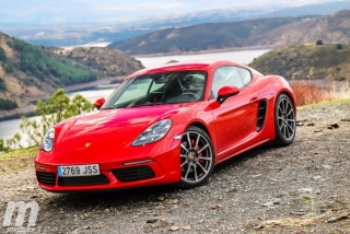 Galería Porsche 718 Cayman Foto 13