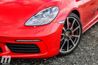 Galería Porsche 718 Cayman Foto 14