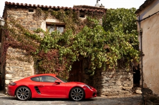 Galería Porsche 718 Cayman Foto 22