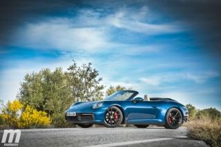 Galería Porsche 911 Carrera 4S Cabriolet Foto 4