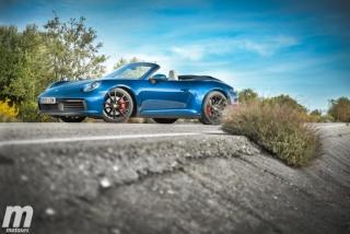 Galería Porsche 911 Carrera 4S Cabriolet Foto 5
