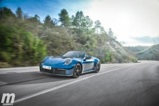 Galería Porsche 911 Carrera 4S Cabriolet Foto 20