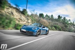 Galería Porsche 911 Carrera 4S Cabriolet Foto 21
