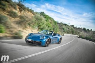 Galería Porsche 911 Carrera 4S Cabriolet Foto 22