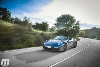 Galería Porsche 911 Carrera 4S Cabriolet Foto 23