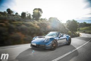 Galería Porsche 911 Carrera 4S Cabriolet Foto 25