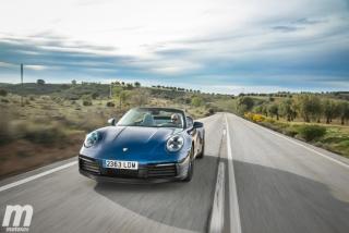 Galería Porsche 911 Carrera 4S Cabriolet Foto 26