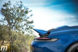 Galería Porsche 911 Carrera 4S Cabriolet Foto 35