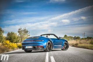 Galería Porsche 911 Carrera 4S Cabriolet Foto 36