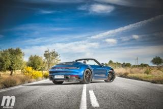 Galería Porsche 911 Carrera 4S Cabriolet Foto 37