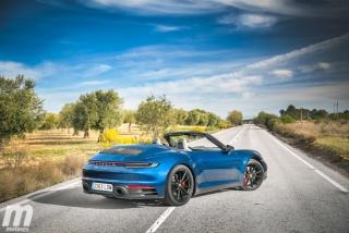 Galería Porsche 911 Carrera 4S Cabriolet Foto 41