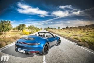 Galería Porsche 911 Carrera 4S Cabriolet Foto 44