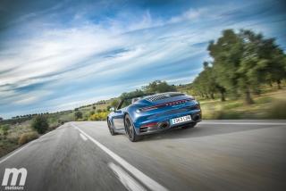 Galería Porsche 911 Carrera 4S Cabriolet Foto 54