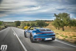 Galería Porsche 911 Carrera 4S Cabriolet Foto 56
