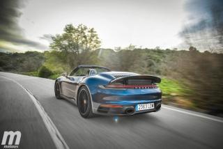 Galería Porsche 911 Carrera 4S Cabriolet Foto 59