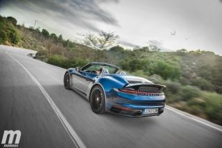 Galería Porsche 911 Carrera 4S Cabriolet Foto 60