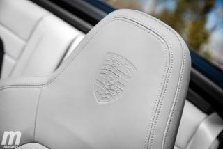 Galería Porsche 911 Carrera 4S Cabriolet Foto 89