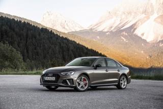 Galería presentación Audi A4 2020