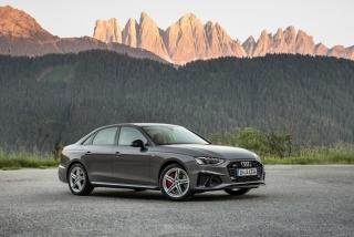 Galería presentación Audi A4 2020 - Foto 2