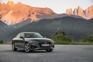 Galería presentación Audi A4 2020 - Foto 3