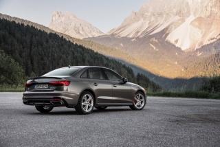 Galería presentación Audi A4 2020 - Foto 4